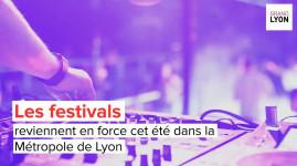 Les festivals reviennent en force cet été :