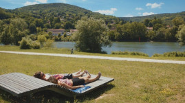 Grand Lyon Nature : promenade bucolique de Rochetaillée à Fontaines