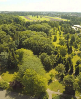 Grand Lyon Nature : le parc de Parilly côté sportif !