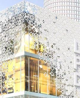 Centre commercial Lyon Part-Dieu : l'architecte du projet nous dit tout !