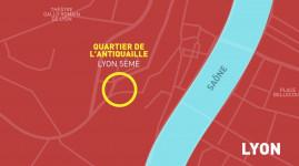 Au cœur des thermes antiques découvertes à Lyon