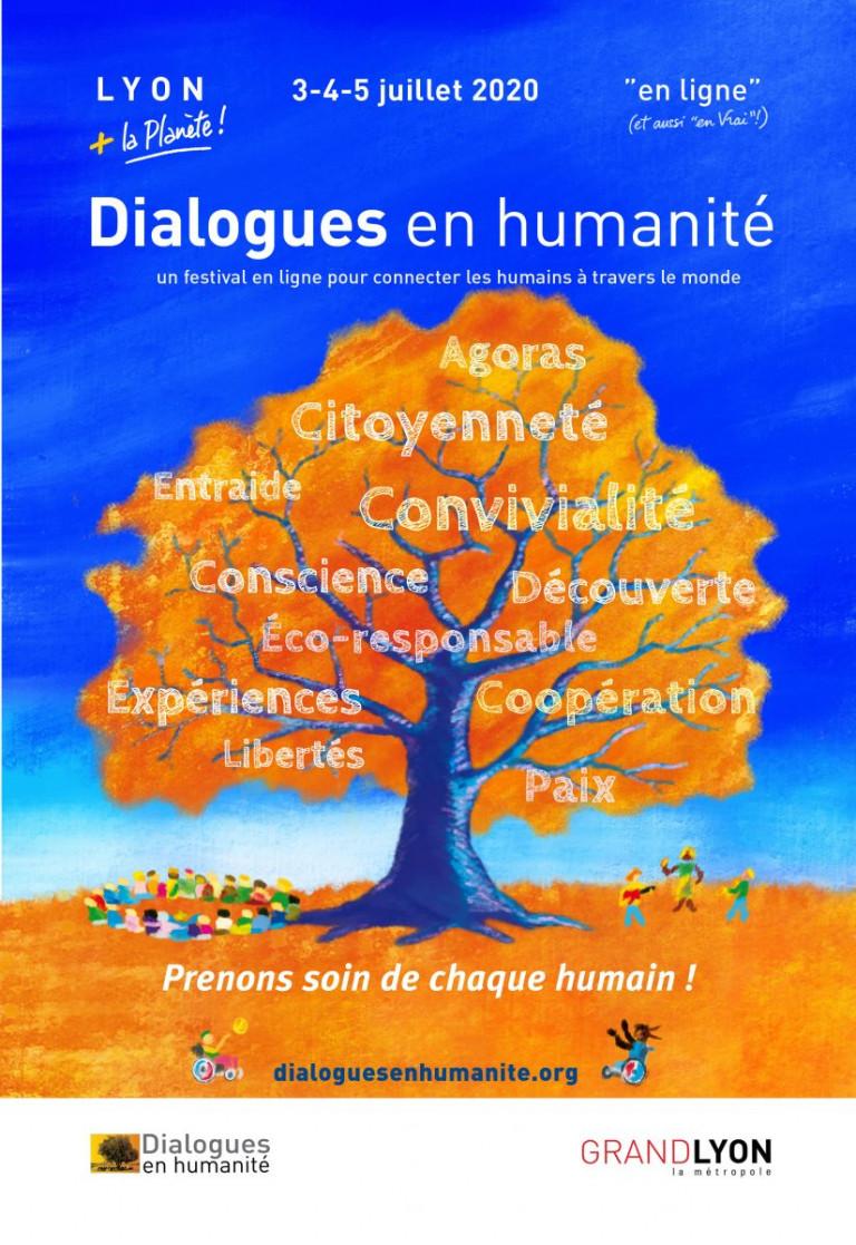 Une alimentation digne pour tous avec Dialogues en humanité