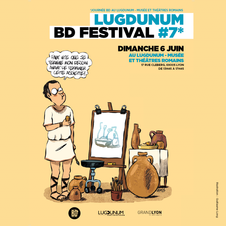 Un off du festival Lyon BD à Lugdunum