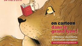 On Cartoon dans le Grand Lyon !