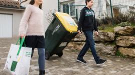 Dans la Métropole, le tri des déchets augmente et se réinvente