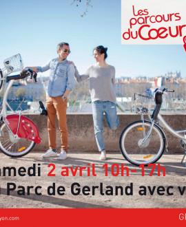 A Lyon, venez emprunter les Parcours du cœur