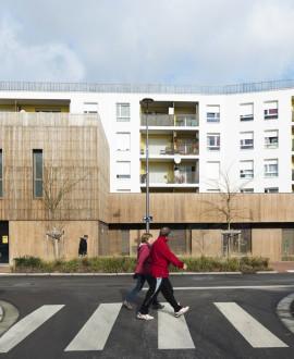 Bron Terraillon, un nouveau centre