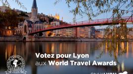 Votez pour récompenser la Métropole de Lyon aux « oscars du tourisme » !