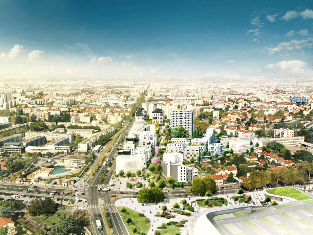 Lyon, six destinations
