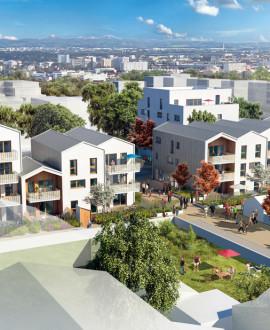 Villeurbanne, le renouveau urbain