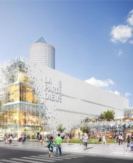 Centre commercial de la Part Dieu 2020