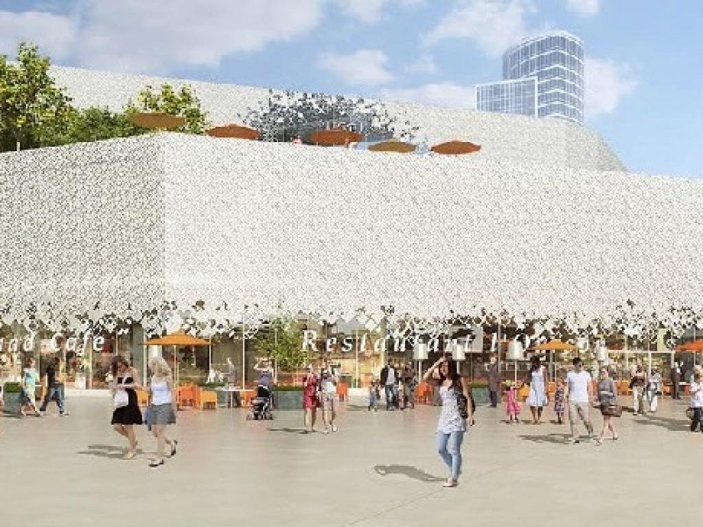 Centre commercial Lyon Part-Dieu : nouveau visage à l'horizon 2020