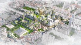 Villeurbanne : Gratte-Ciel centre-ville, ça commence !
