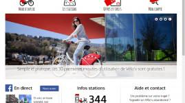 Vélo'v : un nouveau site hyper pratique