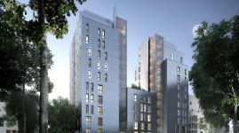 À Gerland, 2 nouvelles résidences pour les étudiants