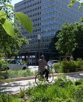 A pied ou à vélo, la Métropole de Lyon facilite vos déplacements