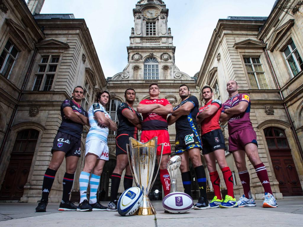 13 et 14 mai : tous au Parc OL pour les finales des coupes d'Europe de rugby !