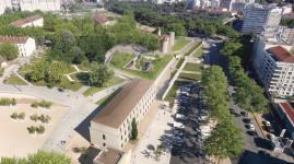 Parc Blandan 2020 : un hôtel, des restaurants et une salle de spectacle