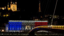 Attentat à Nice : la Métropole de Lyon rend hommage aux victimes