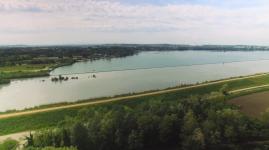 Offrez-vous une pause au bord de l'eau au Grand Parc de Miribel Jonage