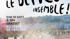 Le défilé de la Biennale de la Danse déplacé à Gerland