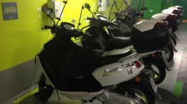 A tester : le scooter électrique en libre-service