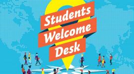 Welcome les étudiants internationaux !
