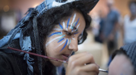 Biennale de la danse : dans les coulisses du Défilé