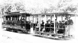 Voyage dans le temps : l'histoire des TCL en images