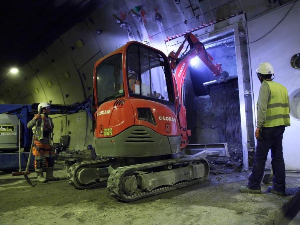 Périphérique Nord : une nuit dans les entrailles du tunnel