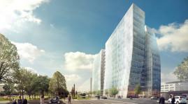 Sky 56, des bureaux à vivre au sud de Lyon Part-Dieu