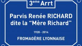 À Lyon, le parvis des Halles Paul Bocuse inauguré le 25 novembre