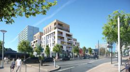 Le Bottet : un nouveau centre ville pour Rillieux-la-Pape