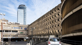 Lyon Part-Dieu : fermeture du parking 3000 au centre commercial