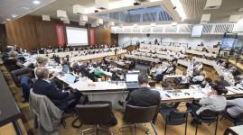 Conseil de la Métropole le 27 avril 2018