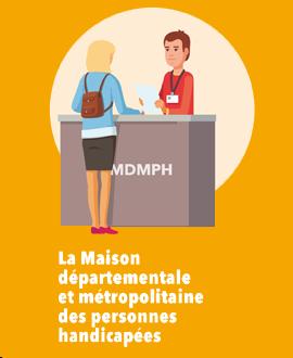 Handicap : l'accueil de la MDMPH ouvert sans rendez-vous