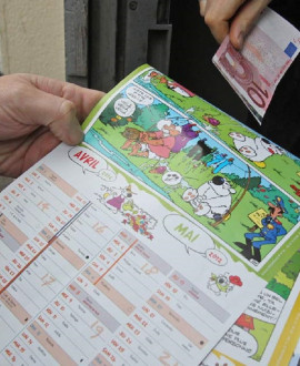 Vente de calendriers : attention aux arnaques !