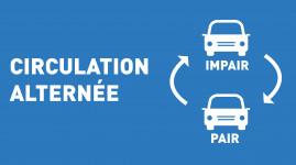 Pollution : la circulation alternée mise en place à Lyon et Villeurbanne le vendredi 9 décembre