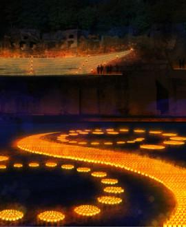 Lumignons du cœur : 25 000 bougies pour Electriciens sans frontières