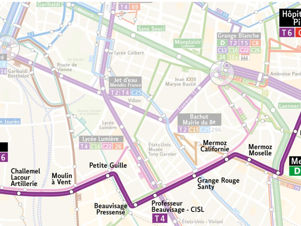 Dernière ligne droite pour le tram T6