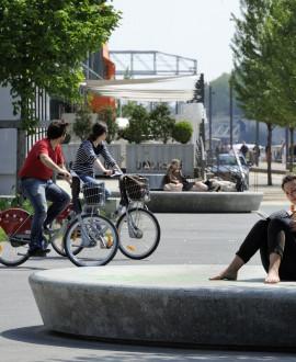 En 2017, le trafic vélo a augmenté de 10%
