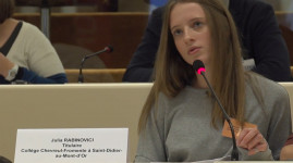 Conseil métropolitain des jeunes : des projets et des idées pleins la tête