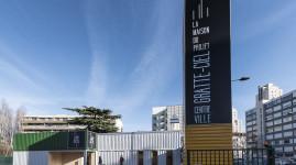 Villeurbanne : tout savoir sur 'Gratte-Ciel centre-ville' à la maison du projet