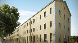 Une nouvelle vie pour les anciens bâtiments du parc Blandan