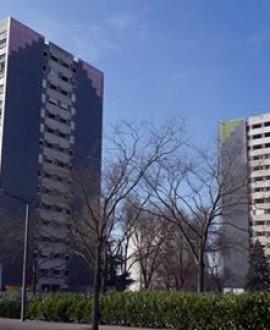 Rillieux-la-Pape : revivez la démolition des tours Lyautey