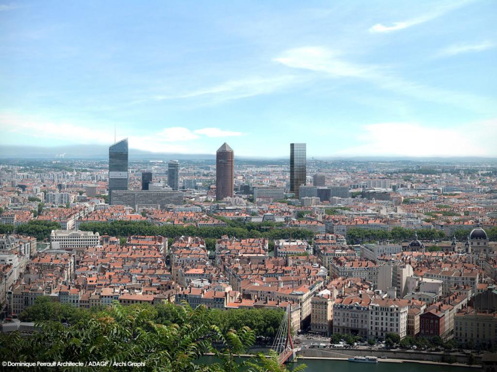 Part-Dieu : To Lyon, une nouvelle tour en 2022