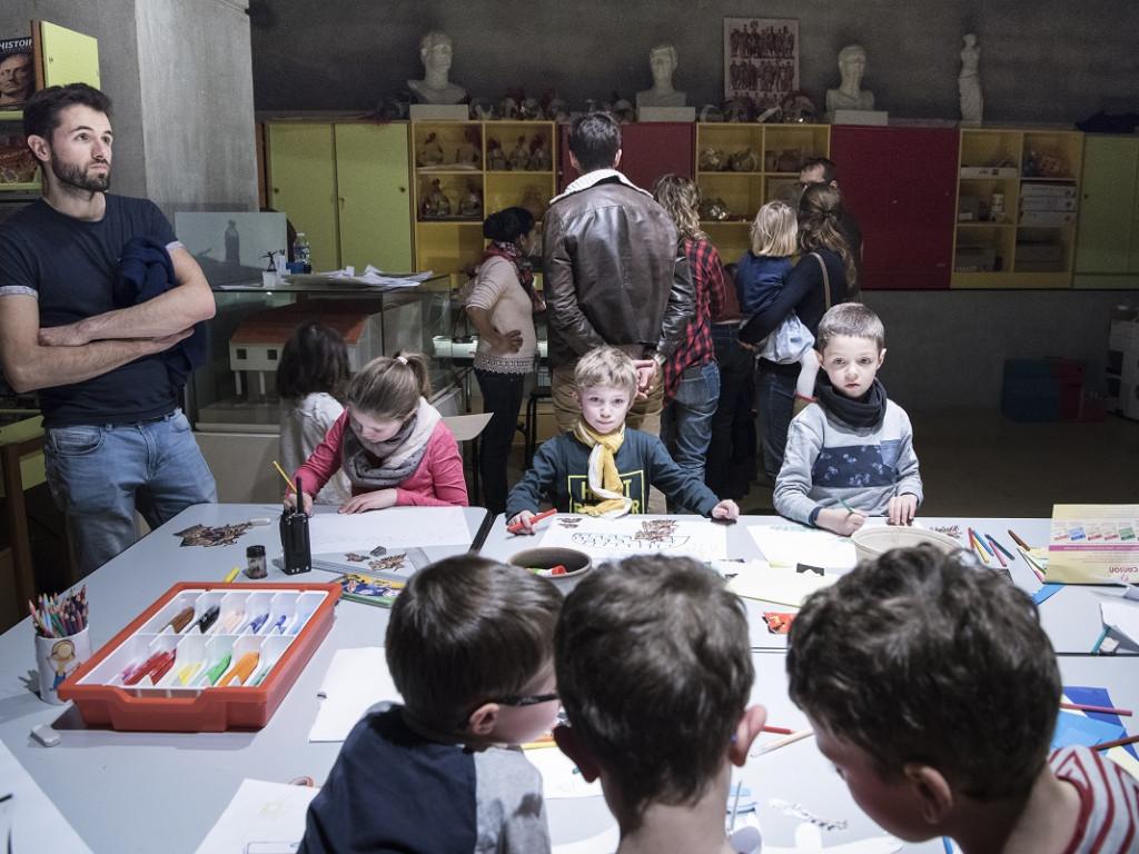 Rendez-vous au musée gallo-romain