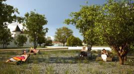Parc Blandan : bientôt, 3 hectares de plus à découvrir