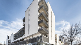 Lyon 7e : la médiathèque de Gerland a ouvert ses portes