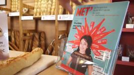 MET' : trouvez le magazine de la Métropole près de chez vous !
